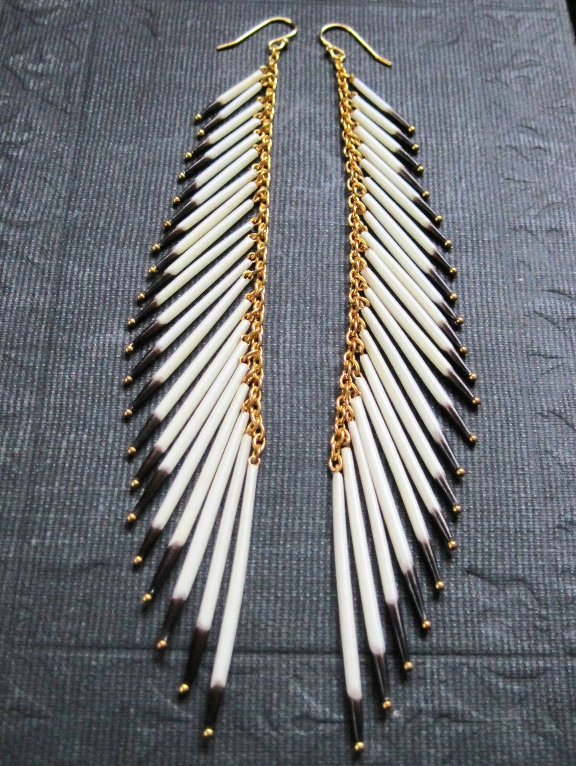 Porcupine Quill Jewelry Gypsy - Porcupine Quill