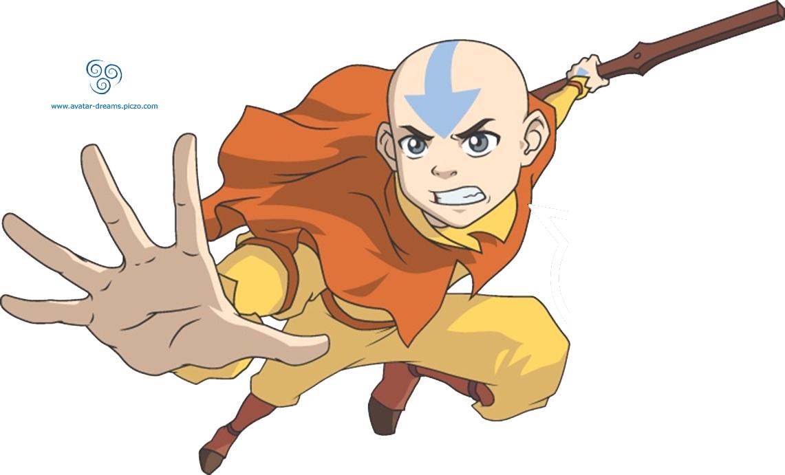 Avatar: The Last Airbender Aang Hoodie · Filthy ...