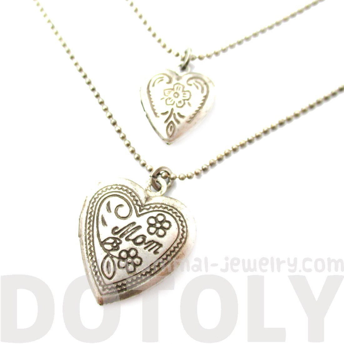 kay kaystore mothers zm silver sterling to mother mv hover heart locket necklaces pendant en daughter zoom lockets