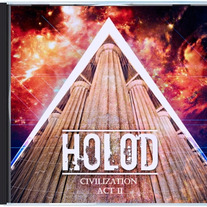 Holod - Civilization: Act II (CD)