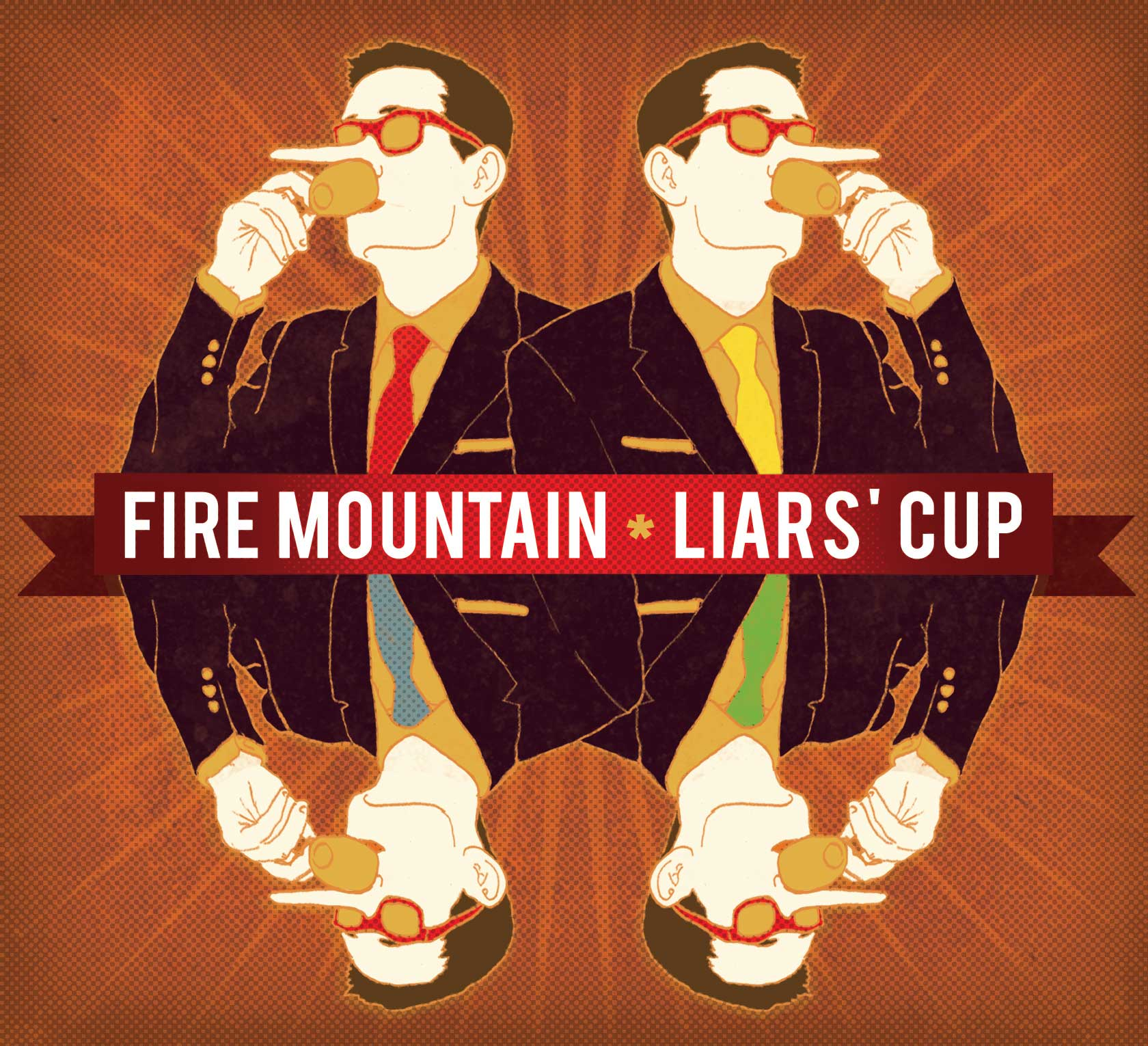 fire mountain liars 39 cup ep online store powered by. Black Bedroom Furniture Sets. Home Design Ideas