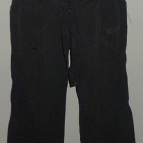 Gray Pants with adjustable waist-Lovioa-Size 8