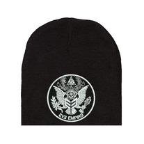 """Empire Seal"" Beanie Hat"