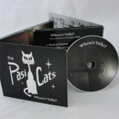 "Pasicats cd: ""where's valki?"""