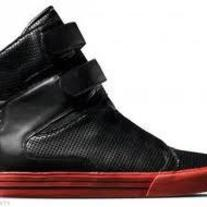 SUPRA TK SOCIETY OG BLK RED