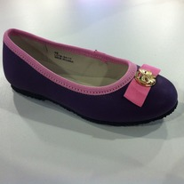 Hartstrings Purple Ballet Flat