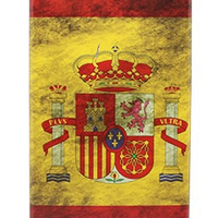 iPhone 5/5S -  World Flags in Retro Design Cases for Assorted Countries - Thumbnail 1
