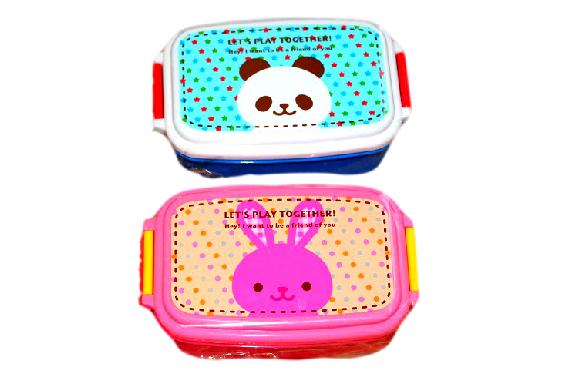 kawaii bunny panda bento lunch box japan bento supplies. Black Bedroom Furniture Sets. Home Design Ideas
