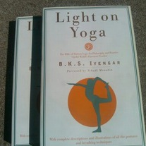 Light on Yoga by B.K.S Iyengar