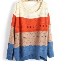 Color Block Jumpers