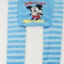 Mickey Mouse Style Legging Pants 3mos to 4T