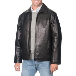 Handmade Men S Boston Harbour Black Leather Jacket On Storenvy