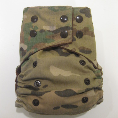 Multicam os pocket