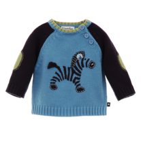Hartstrings Zebra Sweater