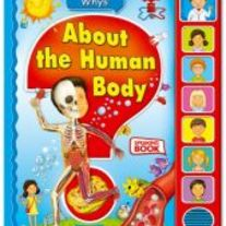 About The Human Body by AZ Books