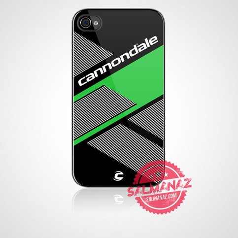 Cannondale Bike Team Logo Bicycle Extreme Sport iPhone Case 4, 4s, 4g