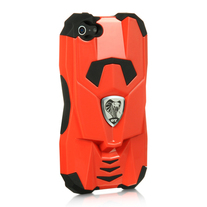 Red Lux Car Case (iPhone 5)