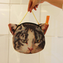 Cat Face Tote Bag Shopper  - Thumbnail 1