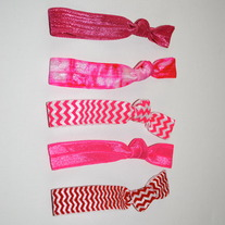 The Dalton Set- 5 No-Crease Hair Ties