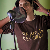 Branch Records Logo Shirt