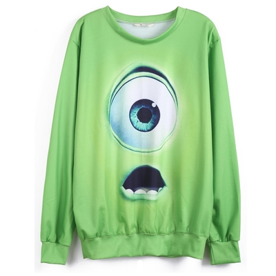 Monsters inc. sweater