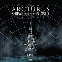 Arcturus - Shipwrecked In Oslo (aquamarine/black vinyl) only 250