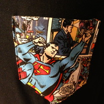 Superman Pocket Punt T-Shirt