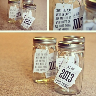 All the good things jars