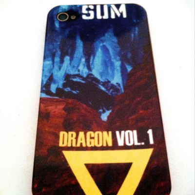 Dragon, vol. 1 iphone cases [4/4s/5]