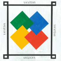 "Vacation ""S/T"" 12"" LP (Mandible)"