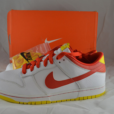 Nike nyx dunk low men's sz 11