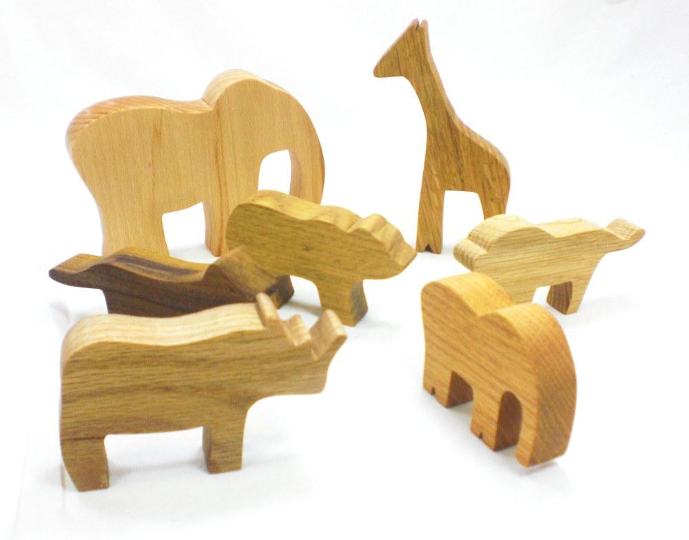 Zoo animals toys - photo#22