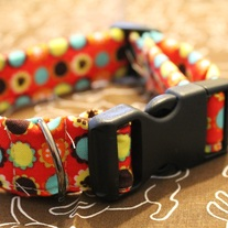 Red Rover Collar: Medium