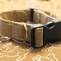 Woodland Collar: Medium