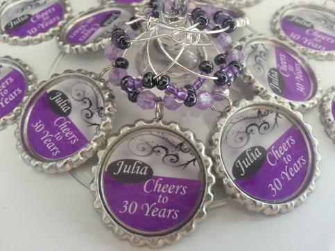 40th Birthday Party Favors 30th Birthday 50th Birthday
