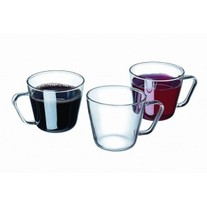 Simax Set of 6 Luna Tea Glasses - 8.25 oz