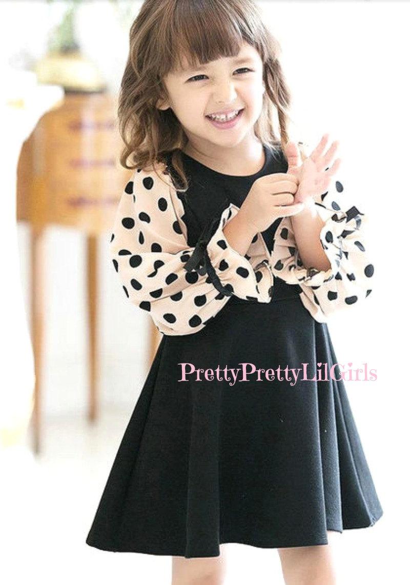 Black Holiday Dress