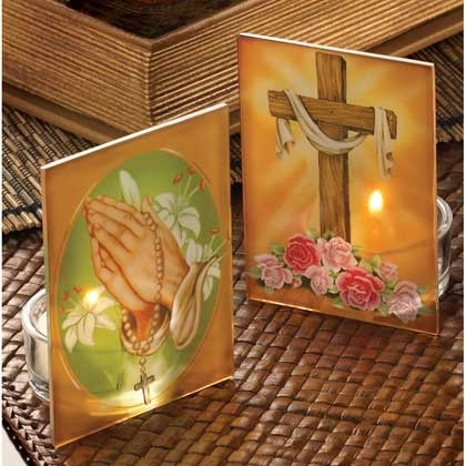 Spiritual Tealight Holders