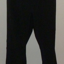 Black Pants-Bellina Maternity Size XL