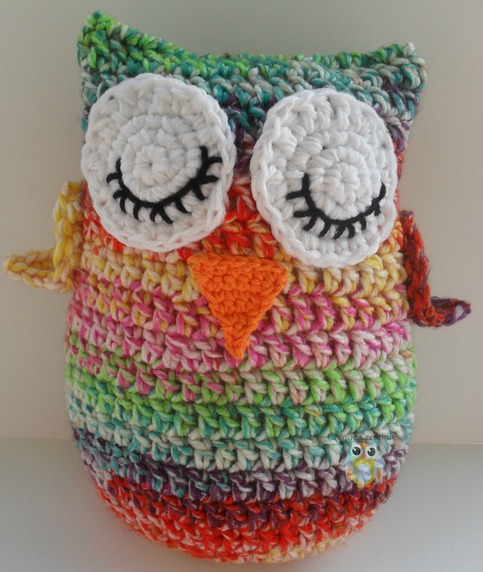 Crayola the Owl