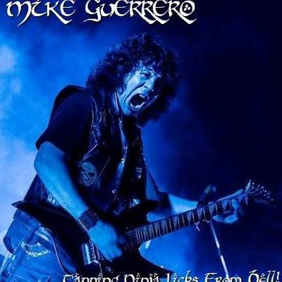 Mike guerrero-tapping ninja licks from hell! dvd