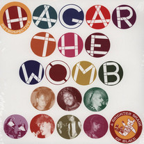 HAGAR THE WOMB - A Brighter Shade of Black LP