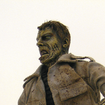6th Scale Zombie 'Died in the 90s'