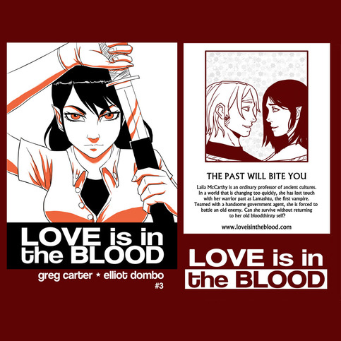 Love is in the Blood #3