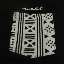Tribal Lite Tank Top (Black)
