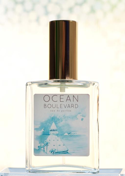 Ocean Boulevard Perfume Spray Jasmine White Musk