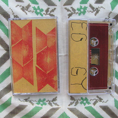 "Sunken colony ""rites of the new flesh"" cassette (eggy)"