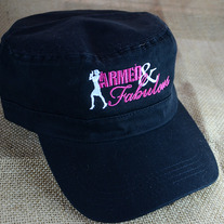 Armed & Fabulous Military Cap