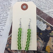 Bead Earrings *More colors available
