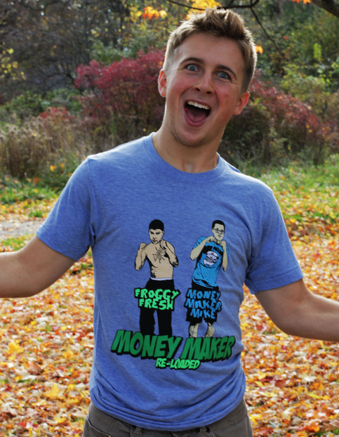 Money Maker Re-Loaded T-Shirt (Mens) · Froggy Fresh Store ...